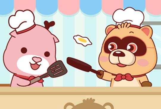 【超人氣!星座小熊主題餐廳插旗東區搶攻美食商機】