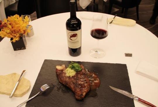 【米其林一星牛排絕不能錯過的最受歡迎主餐】~Alexander's Steakhouse