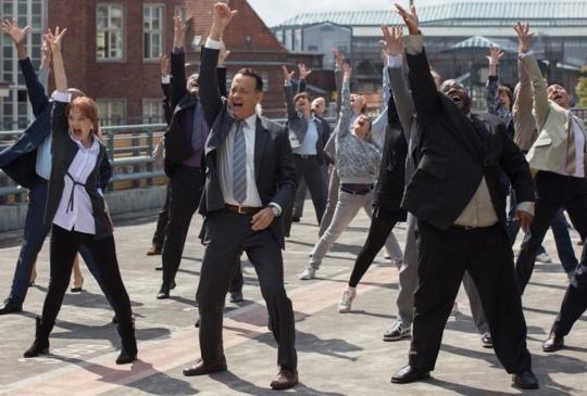 【新聞】《梭哈人生》湯姆漢克斯再現影帝精湛演技 感動勵志超越「白日夢冒險王」!