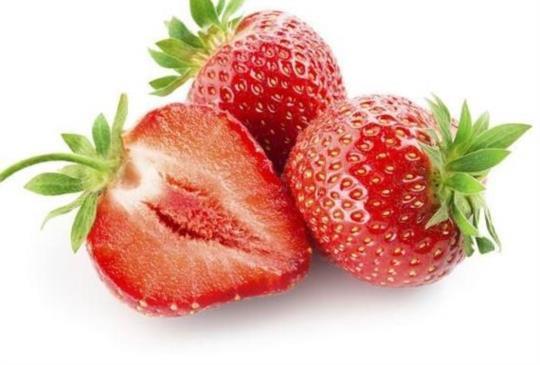 【夢幻草莓!美肌、淡斑、解便祕】