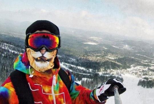 【貓奴滑雪狂必備】準備好要去滑雪了嗎? 你需要這個!