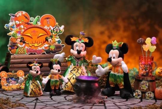 【香港迪士尼樂園「Disney Halloween Time–反轉迪士尼」由早到晚盡情惡玩!】