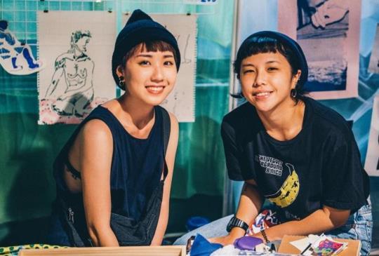 國內最大規模藝術書刊,台灣原生藝術書市集「草率季」來襲,讓你的宇宙大爆炸