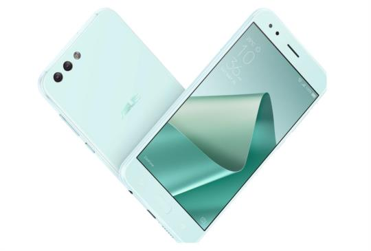 ZenFone 4「薄荷綠」新色即日上市