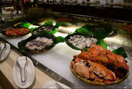 【周末限定吃到飽】 樂廚buffet,一次饗有多國美食