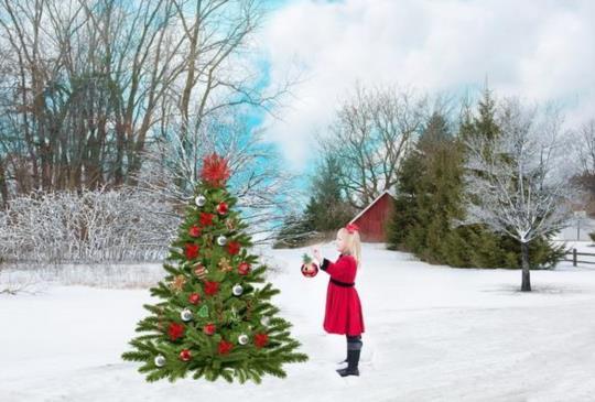 【還是公主裝?今年聖誕趴教你免花大錢幫孩子打扮成耀眼新星!】