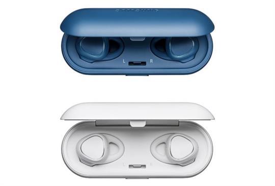 三星發表 Gear IconX 藍牙無線耳機,可音樂、記錄運動步數、心率等資訊