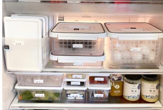 打掉重練,讓冰箱收納快速升級的超實用~韓國昌信冰箱收納術