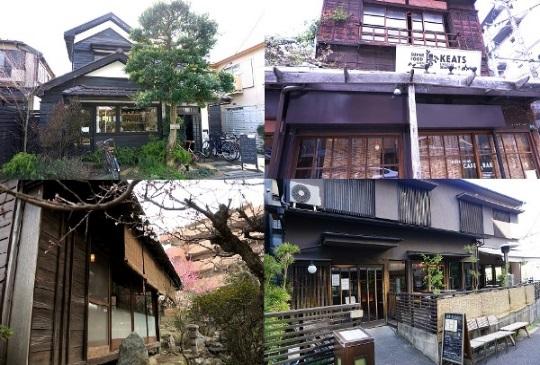 日本古宅迷的4大朝聖地!暗藏巷弄中的古民家咖啡店