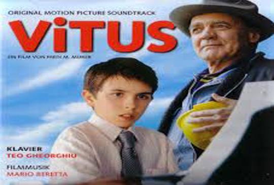 音樂神童-想飛的鋼琴少年維特(Vitus)