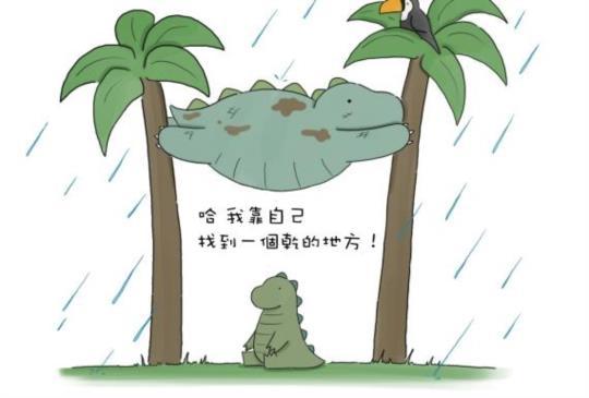 【動物插畫】辛普森插畫家也可以很療癒!可愛畫風融化你心房