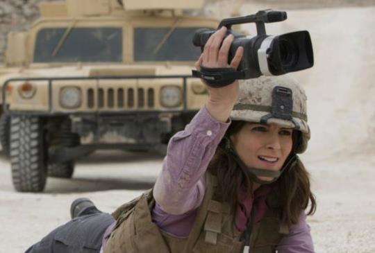 《戰地女記者》脫離舒適圈,要採訪的不是新聞,而是人生!