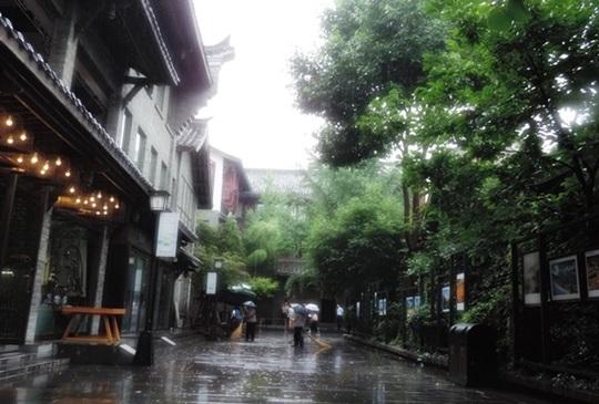 【中國 ‧ 成都】古城中的新文創 – 寬窄巷子