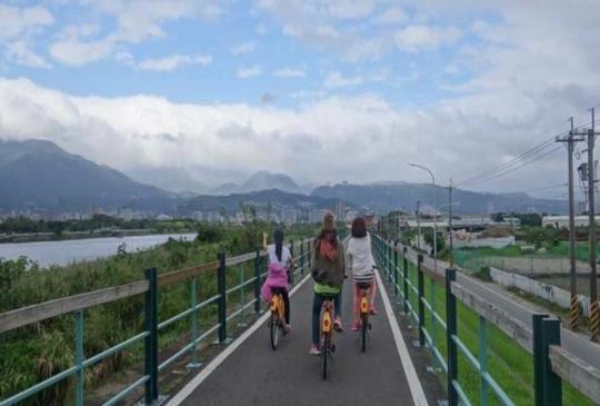 【UBIKE台北一日遊】大稻埕飛奔社子島周邊推薦美食與景點