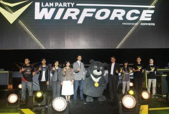 亞洲電競嘉年華,WirForce 2016 今起登場!