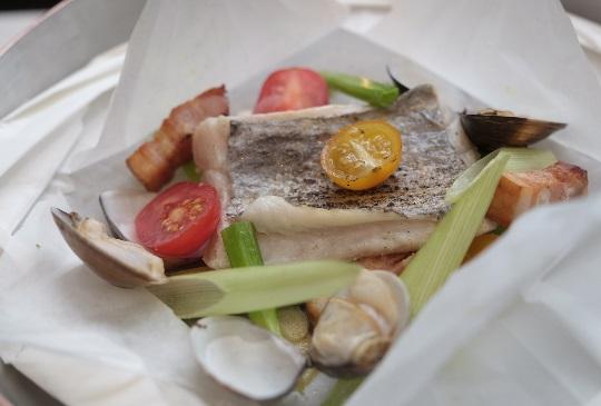 米其林星級料理手法融合台灣食材,最低不用千元就能享受