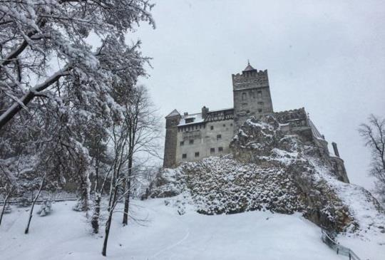 【羅馬尼亞】神秘的吸血鬼傳說-布蘭城堡
