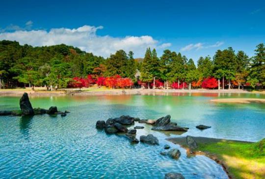 【如畫的絕美景致‧特搜五處此生必去日本世界遺產】