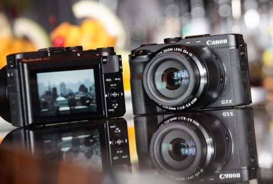 Canon PowerShot G3 X 超長焦段類單眼上市