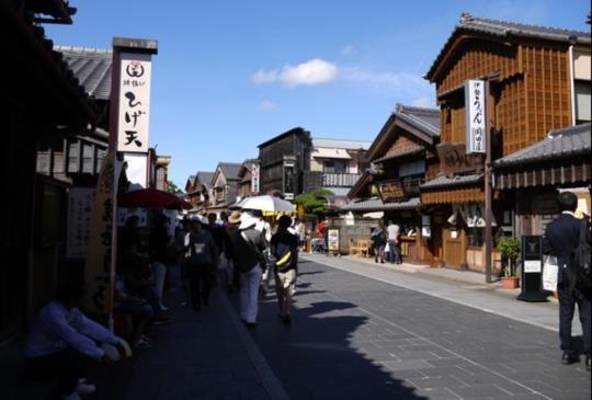 【日本】三大神宮巡禮 一探古蹟之美