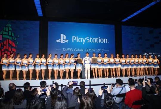 【2018TpGS】PlayStation 超過 30 款最新遊戲、100 部試玩機台熱鬧開展
