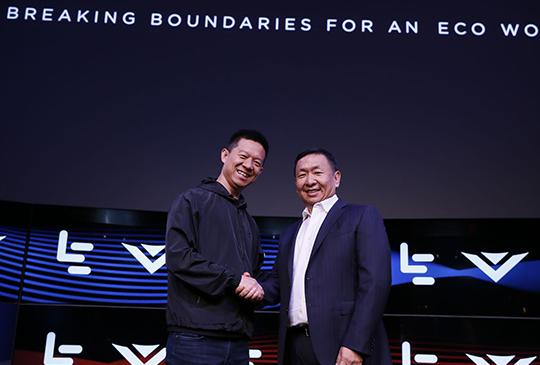 躋身全球 TOP 3 品牌!樂視 20 億美金收購美智慧電視商 VIZIO