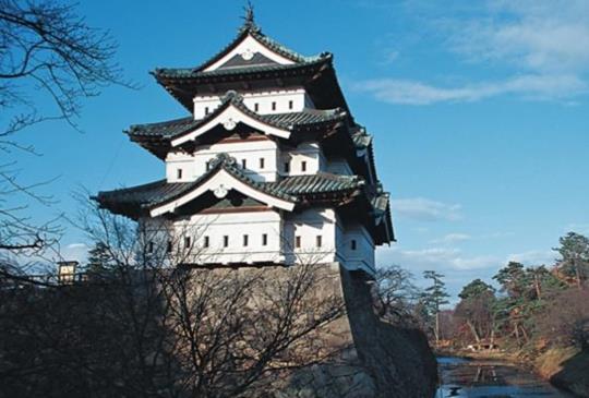 【一生必訪的日本古城:弘前城】