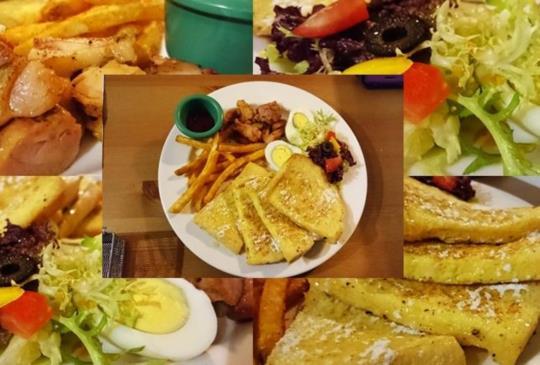 值得一訪、二訪、三四五訪的美式漢堡餐廳─【Hi Burger】