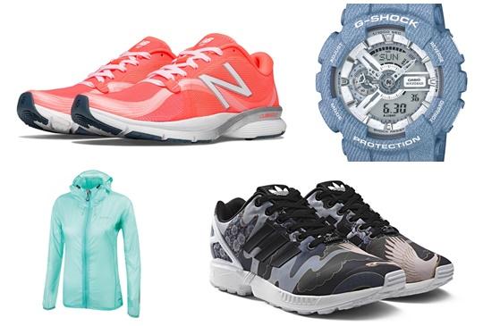 運動人生必備!6項時尚活力單品,瘦身更容易