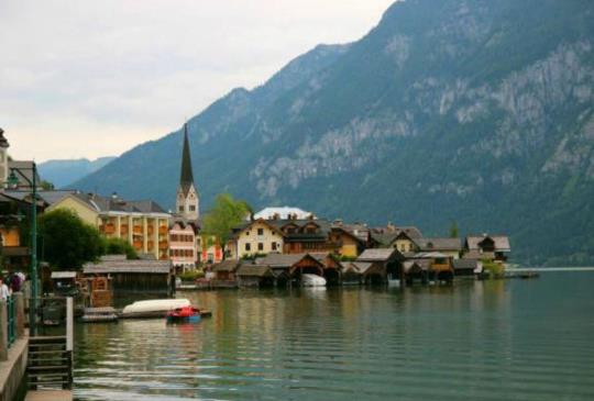 【奧地利】此生必去的絕美小鎮!世界文化遺產「哈爾施塔特」