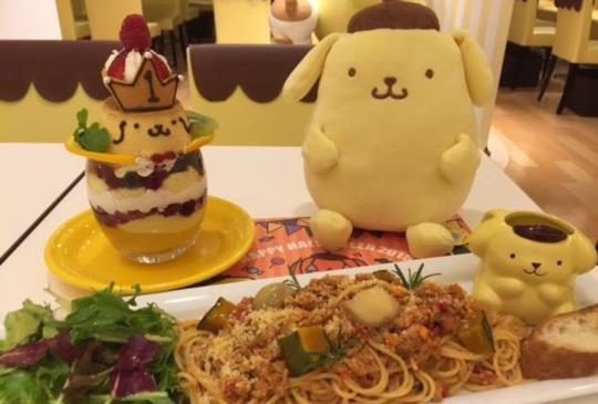 【主題餐廳再一發,台灣第一家布丁狗餐廳隆重登場】~主題美食特搜