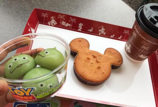 【東京x美食-迪士尼園區內餐廳與小點心介紹】