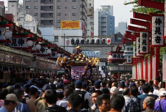 【日本‧5月祭典懶人包,參加慶典體驗當地風俗文化】~日本文化特搜