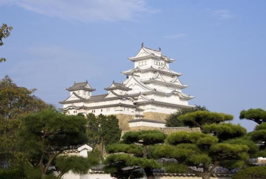 【穿越到日本古代吧!心醉神迷閒逛日本5座歷史悠久的古城】