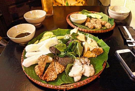 【越南】隱身街頭的5個小吃,刷新越南美食印象