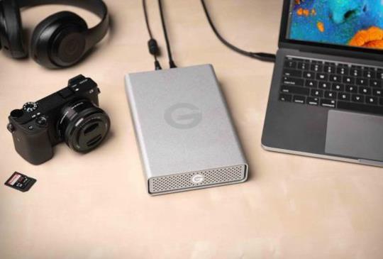 MacBook 儲存新利器,G-Technology 推出 G-DRIVE USB-C 外接式硬碟