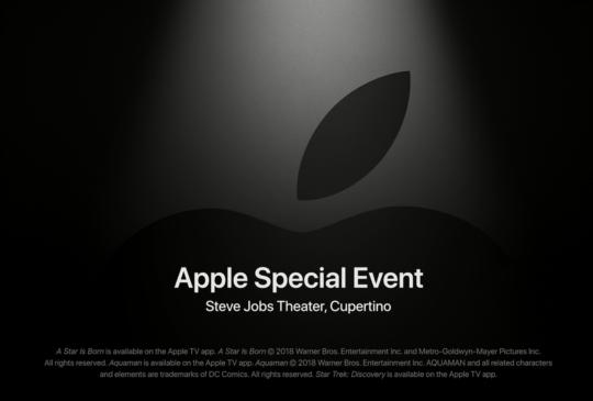 【內容革命】Apple 三月發表會,展現新的內容消費模式與願景