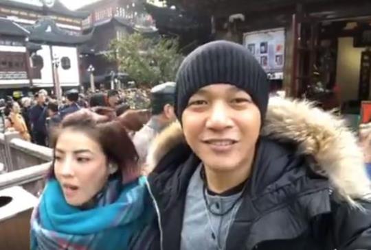 白宮這一家生活影視:上海豫園走一遭