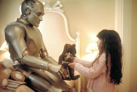 【《變人》天若有情天亦老 當機器人有了愛情呢?】