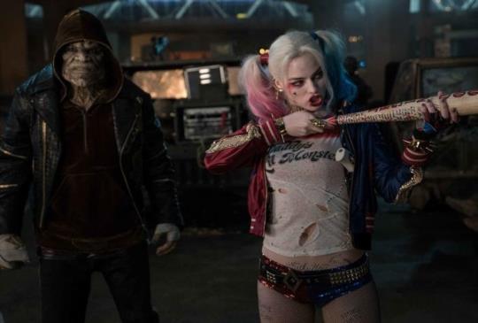 【新聞】《自殺突擊隊》小丑女集瘋狂、美麗、性感又陰晴不定於一身!