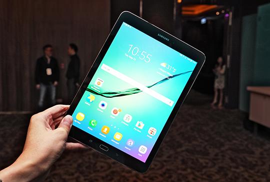 配備高通 S652 處理器,三星 Galaxy Tab S2 2016 新版本在台現身