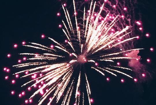 東京夏日花火大會 - Summer Fireworks in Tokyo