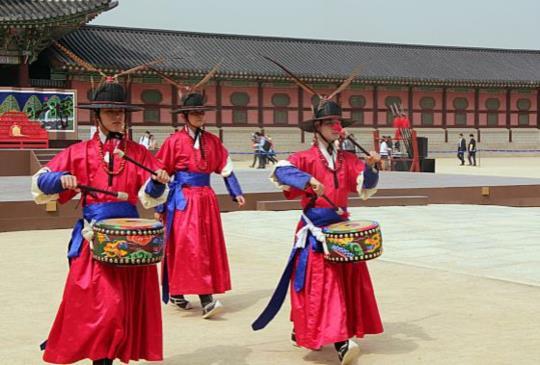 【韓國】北闕景福宮 見證朝鮮王朝的悲歡歲月