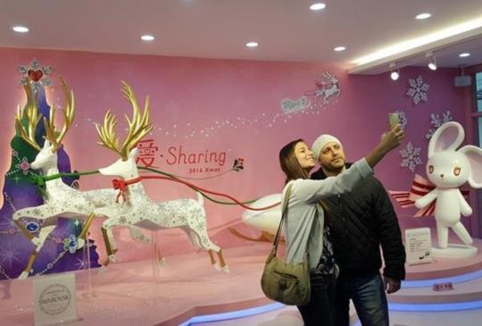 【聖誕節不知道要去哪嗎?2016最浪漫的約會聖地就在這裡】
