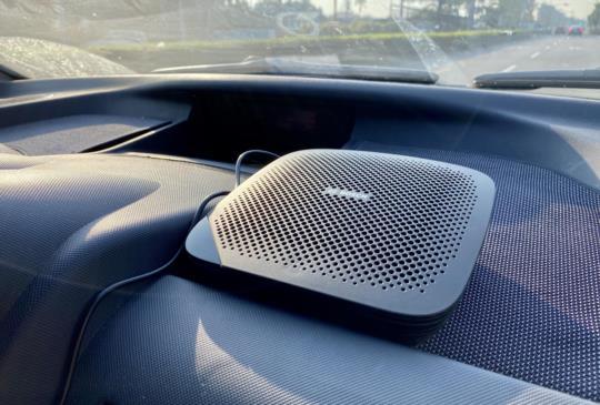 德國 Bosch 移動式車用空氣清淨機,車內空氣淨化實測