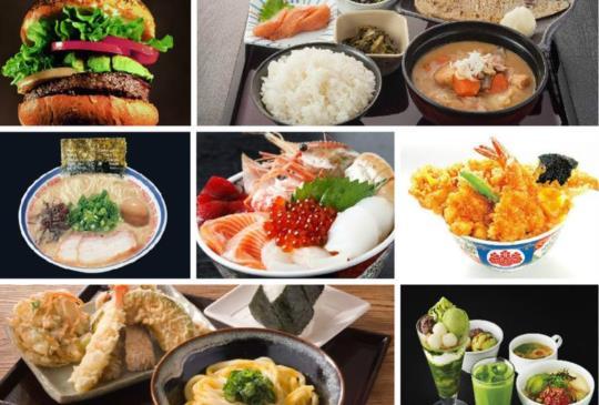 美食控新指標!拉麵、海鮮丼…日本排隊美食Top.10強勢登台!