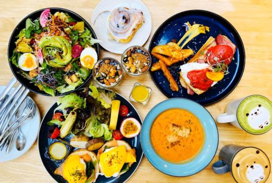 台北最美韓系早午餐[ MUKO Brunch] 妳跟上了嗎?