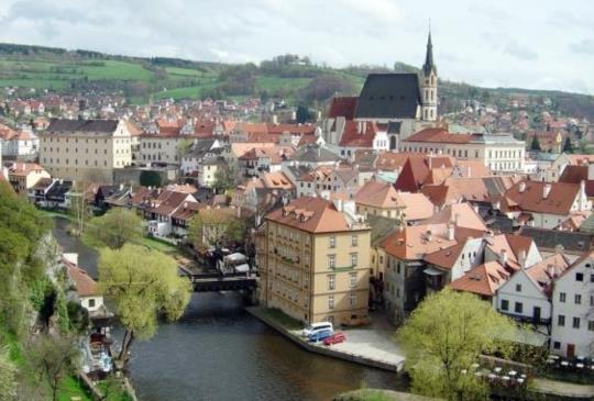 全球值得慢遊的七座絕美小鎮