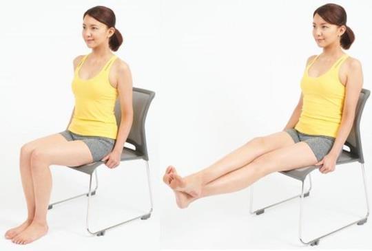 【比爆汗舉啞鈴30分鐘效果更強!練成修長大小腿每日6秒X5回就夠!】