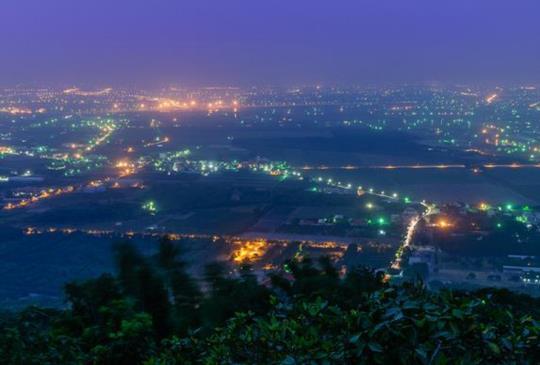 漫步在夜幕低垂的時刻【台南夜晚好去處】